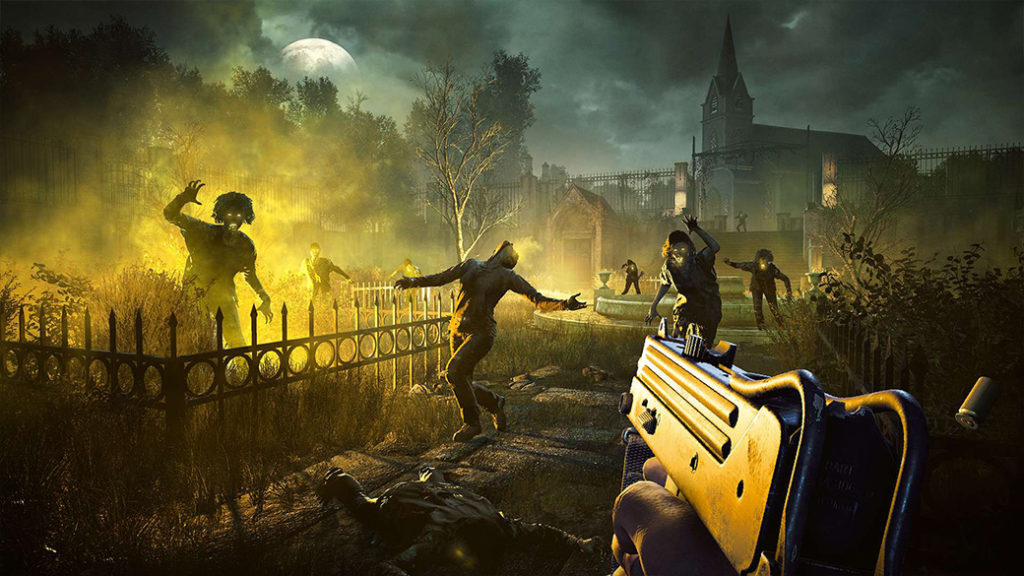 Dead Living Zombies Far Cry 5 DLC recenzja review