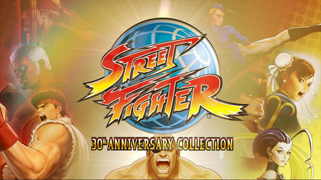 Street Fighter 30th Anniversary Collection recenzja review