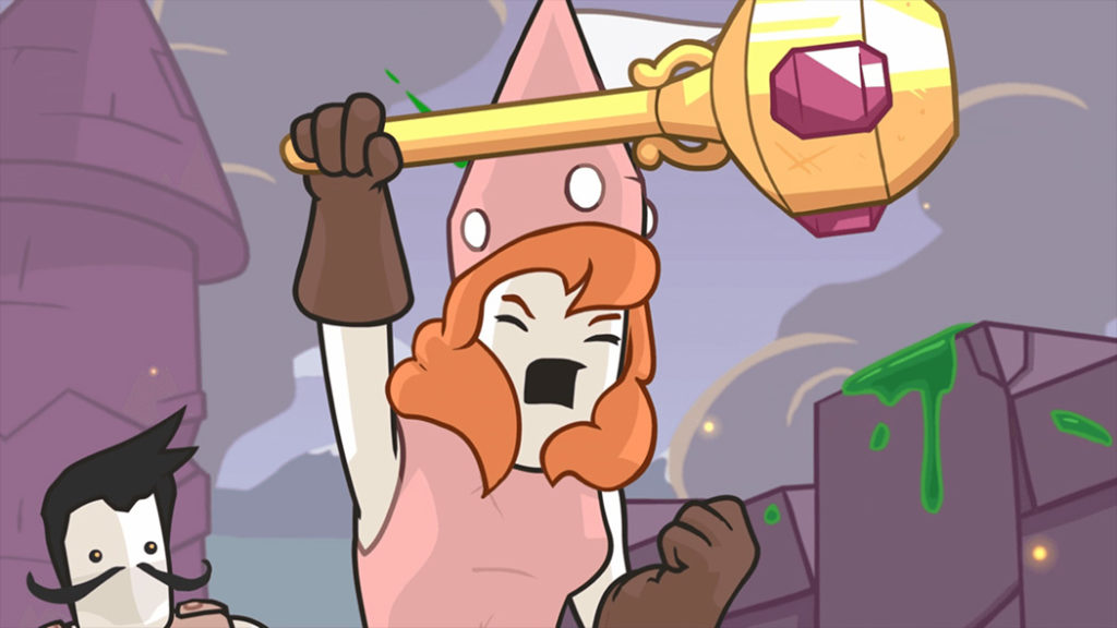 Pit People recenzja review Xbox One