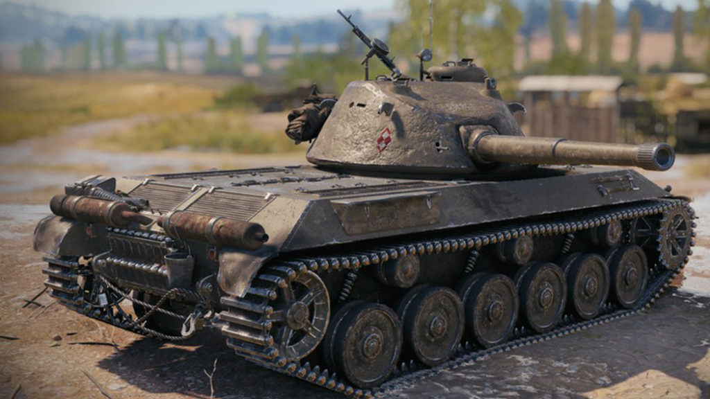 45TP World of Tanks Xbox One Xbox 360 PlayStation 4