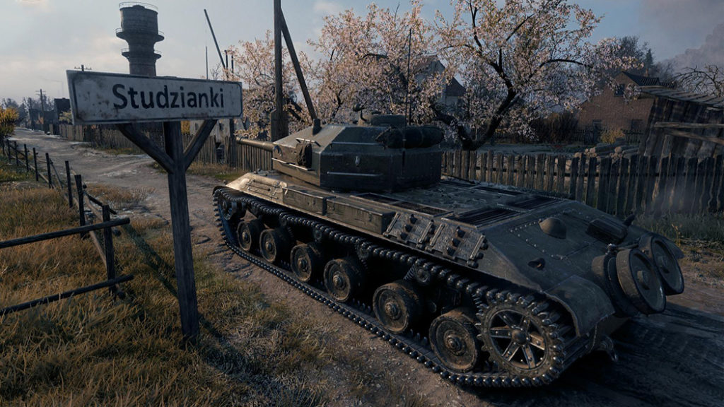 53TP, World of Tanks, Xbox One, Xbox 360, PlayStation 4