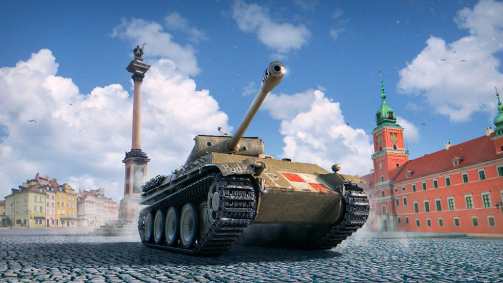 Pudel World of Tanks Xbox One Xbox 360 PlayStation 4