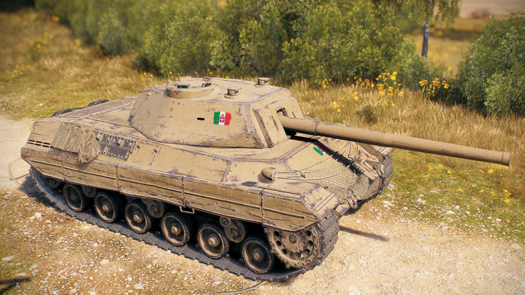 P.43 ter, World of Tanks, Xbox One