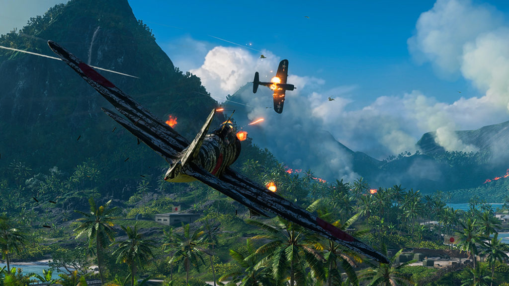 Battlefield V - War in the Pacific, recenzja, review, Xbox One