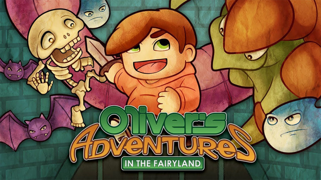 Oliver's Adventures In The Fairyland, recenzja, review, Xbox One