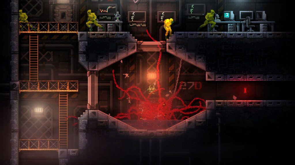 Carrion, Xbox One, recenzja, review