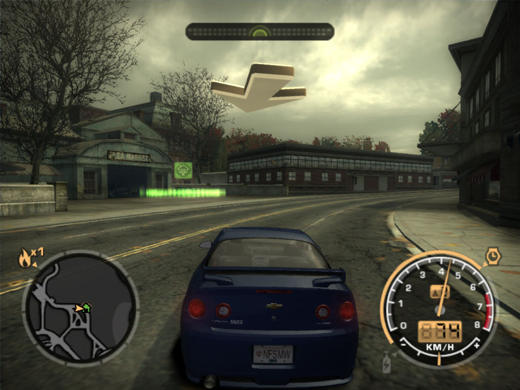 Need for Speed: Most Wanted, wpis, blog, Xbox 360, Xbox, PlayStation 2, GameCube